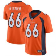 Wholesale Cheap Nike Broncos #66 Dalton Risner Orange Team Color Men's Stitched NFL Vapor Untouchable Limited Jersey