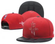Wholesale Cheap Houston Rockets Snapback Ajustable Cap Hat YD5