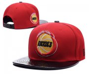 Wholesale Cheap NBA Houston Rockets Snapback Ajustable Cap Hat XDF 011