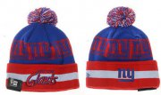 Wholesale Cheap New York Giants Beanies YD005