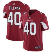 Wholesale Cheap Nike Cardinals #40 Pat Tillman Red Team Color Men's Stitched NFL Vapor Untouchable Limited Jersey