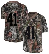 Wholesale Cheap Nike Colts #41 Matthias Farley Camo Youth Stitched NFL Limited Rush Realtree Jersey
