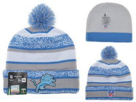 Wholesale Cheap Detroit Lions Beanies YD004