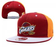 Wholesale Cheap NBA Cleveland Cavaliers Snapback Ajustable Cap Hat YD 03-13_03