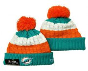 Wholesale Cheap Miami Dolphins Beanies Hat
