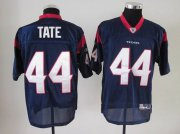 Wholesale Cheap Texans #44 Ben Tate Blue Stitched NFL Jersey