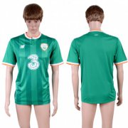 Wholesale Cheap Ireland Blank Home Soccer Country Jersey