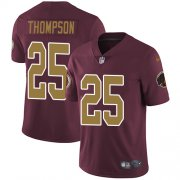 Wholesale Cheap Nike Redskins #25 Chris Thompson Burgundy Red Alternate Youth Stitched NFL Vapor Untouchable Limited Jersey