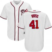 Wholesale Cheap Nationals #41 Joe Ross White New Cool Base Stitched Youth MLB Jersey