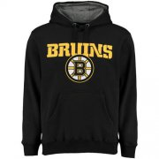 Wholesale Cheap Boston Bruins Rinkside Grayton Pullover Hoodie Black