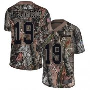 Wholesale Cheap Nike Eagles #19 JJ Arcega-Whiteside Camo Men's Stitched NFL Limited Rush Realtree Jersey