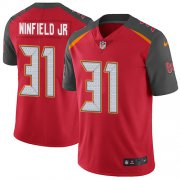 Wholesale Cheap Nike Buccaneers #31 Antoine Winfield Jr. Red Team Color Youth Stitched NFL Vapor Untouchable Limited Jersey