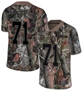Wholesale Cheap Nike Vikings #71 Riley Reiff Camo Men's Stitched NFL Limited Rush Realtree Jersey