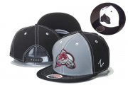 Wholesale Cheap NHL Colorado Avalanche hats 1