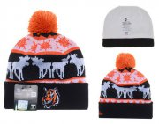 Wholesale Cheap Cincinnati Bengals Beanies YD009
