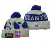 Wholesale Cheap New York Giants Beanies Hat 3