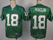 Wholesale Cheap Eagles #18 Jeremy Maclin Light Green 1960 Throwback Stitched NFL Jersey