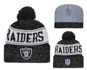 Wholesale Cheap Oakland Raiders Beanies Hat YD 18-09-19-01