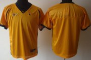 Wholesale Cheap California Golden Bears Blank Yellow Jersey