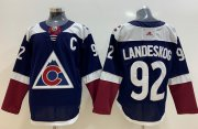 Wholesale Cheap Adidas Avalanche #4 Tyson Barrie Black Authentic Classic Stitched NHL Jersey