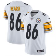 Wholesale Cheap Nike Steelers #86 Hines Ward White Men's Stitched NFL Vapor Untouchable Limited Jersey