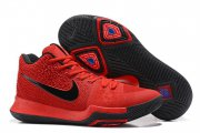 Wholesale Cheap Nike Kyire 3 Red Black