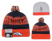 Wholesale Cheap Denver Broncos Beanies YD024