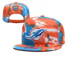 Wholesale Cheap NFL Miami Dolphins Camo Hats