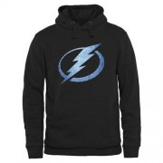 Wholesale Cheap Tampa Bay Lightning Rinkside Pond Hockey Pullover Hoodie Black