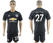 Wholesale Cheap Manchester United #27 Fellaini Away Soccer Club Jersey