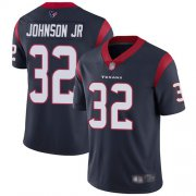Wholesale Cheap Nike Texans #32 Lonnie Johnson Jr. Navy Blue Team Color Youth Stitched NFL Vapor Untouchable Limited Jersey