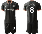 Wholesale Cheap Chelsea #8 Barkley Third Soccer Club Jersey