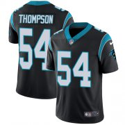 Wholesale Cheap Nike Panthers #54 Shaq Thompson Black Team Color Youth Stitched NFL Vapor Untouchable Limited Jersey