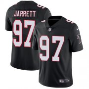 Wholesale Cheap Nike Falcons #97 Grady Jarrett Black Alternate Men's Stitched NFL Vapor Untouchable Limited Jersey