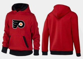 Wholesale Cheap Philadelphia Flyers Pullover Hoodie Red & Black