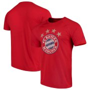 Wholesale Cheap Bayern Munich adidas Tightly Knit Ultimate T-Shirt Red