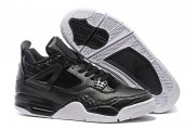 Wholesale Cheap Air Jordan 4 Premium 819319 010 Black/Sail