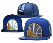 Wholesale Cheap Golden State Warriors Snapback Ajustable Cap Hat 8