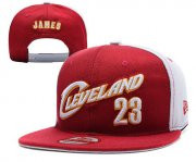 Wholesale Cheap Cleveland Cavaliers Snapbacks YD009