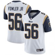 Wholesale Cheap Nike Rams #56 Dante Fowler Jr White Men's Stitched NFL Vapor Untouchable Limited Jersey