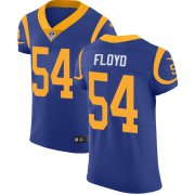 Wholesale Cheap Nike Rams #54 Leonard Floyd Royal Blue Alternate Men's Stitched NFL New Elite Jersey