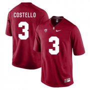 Wholesale Cheap Stanford Cardinal 3 K.J. Costello Cardinal College Football Jersey