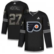 Wholesale Cheap Adidas Flyers #27 Ron Hextall Black Authentic Classic Stitched NHL Jersey
