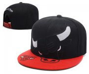 Wholesale Cheap NBA Chicago Bulls Snapback Ajustable Cap Hat DF 03-13_43