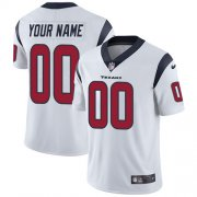 Wholesale Cheap Nike Houston Texans Customized White Stitched Vapor Untouchable Limited Men's NFL Jersey