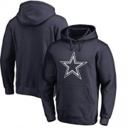 Wholesale Cheap Men's Dallas Cowboys Nike Navy Champ Drive Vapor Speed Pullover Hoodie