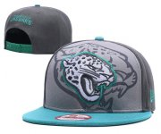 Wholesale Cheap NFL Jacksonville Jaguars Stitched Snapback Hats 035