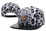 Wholesale Cheap NBA Oklahoma City Thunder Snapback Ajustable Cap Hat XDF 008