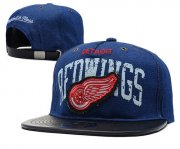 Wholesale Cheap Detroit Red Wings Snapbacks YD001