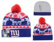 Wholesale Cheap New York Giants Beanies YD015